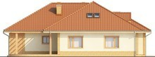 Проект одноповерхового будинку з гаражем для 2 машин