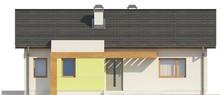 Проект індивідуального одноповерхового класичного будинку