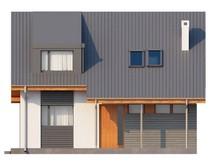 Проект маленького практичного будинку 8 на 9