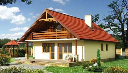 Чудовий заміський будинок з неймовірною терасою