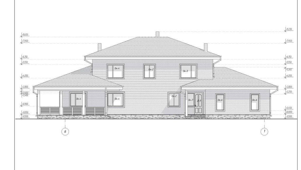 Будівництво будинків та котеджів в Херсоні