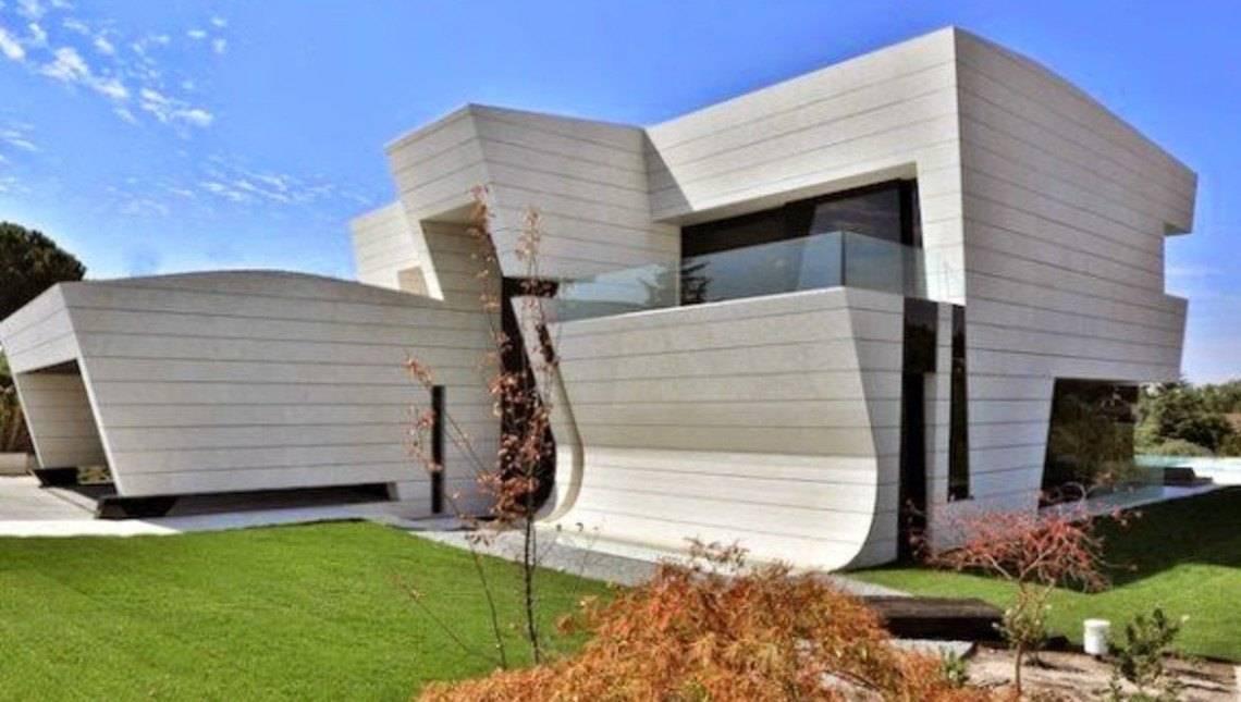 Архітектурний стиль Авангард