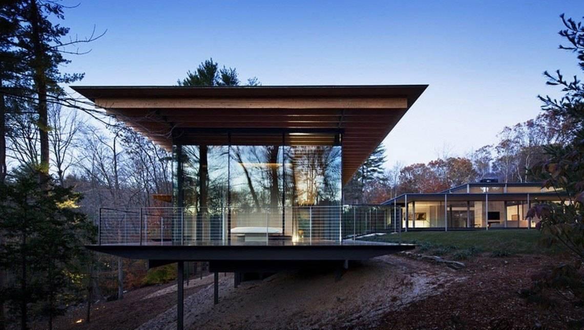 Стиль архітектури - Мінімалізм