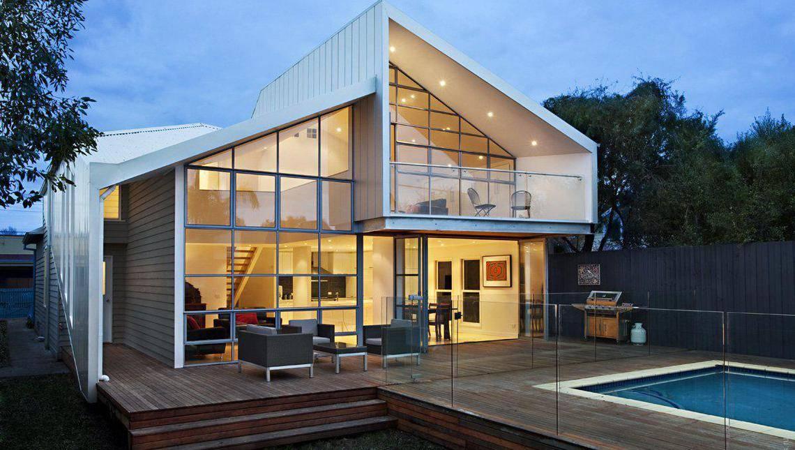 Модерн - архітектурний стиль