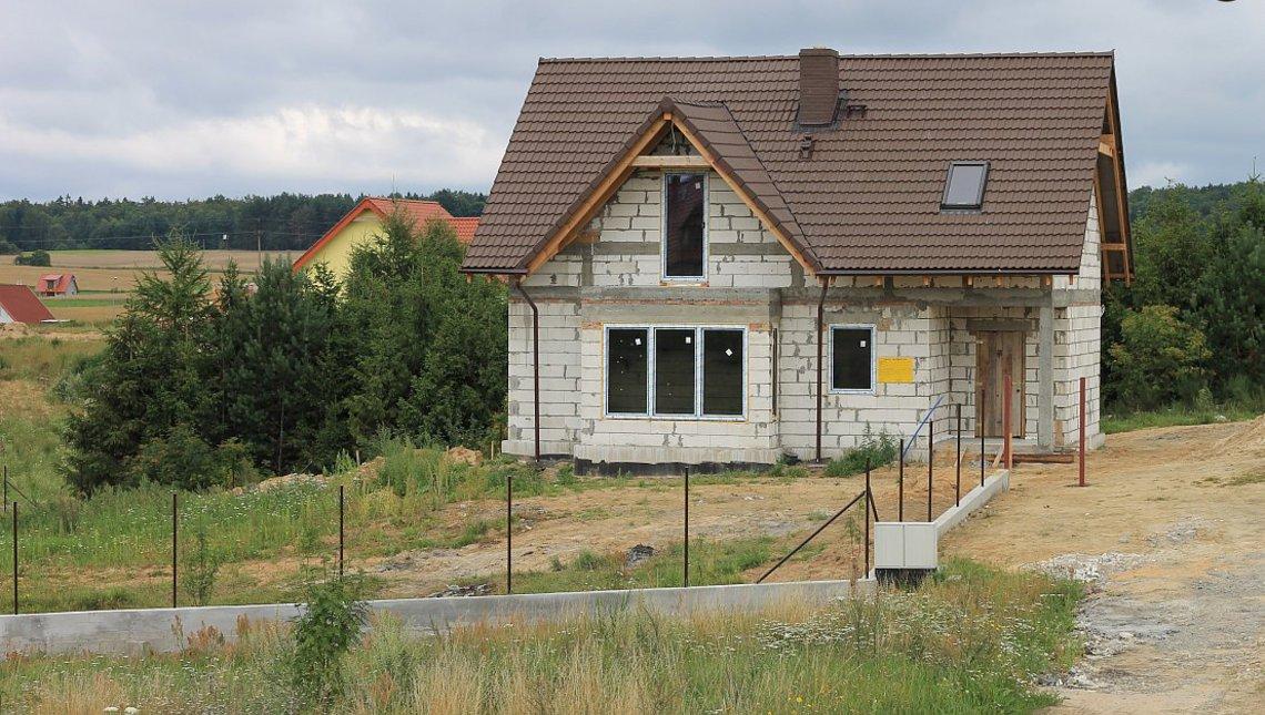 Проект затишного будинку з денною зоною
