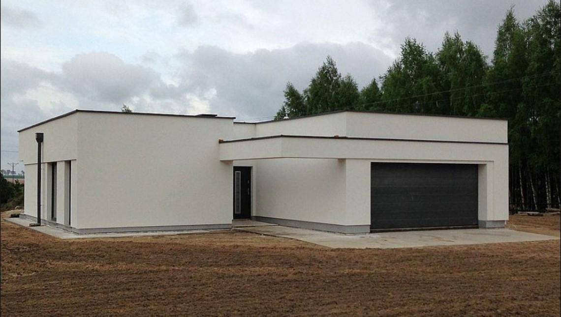 Проект будинку модерн
