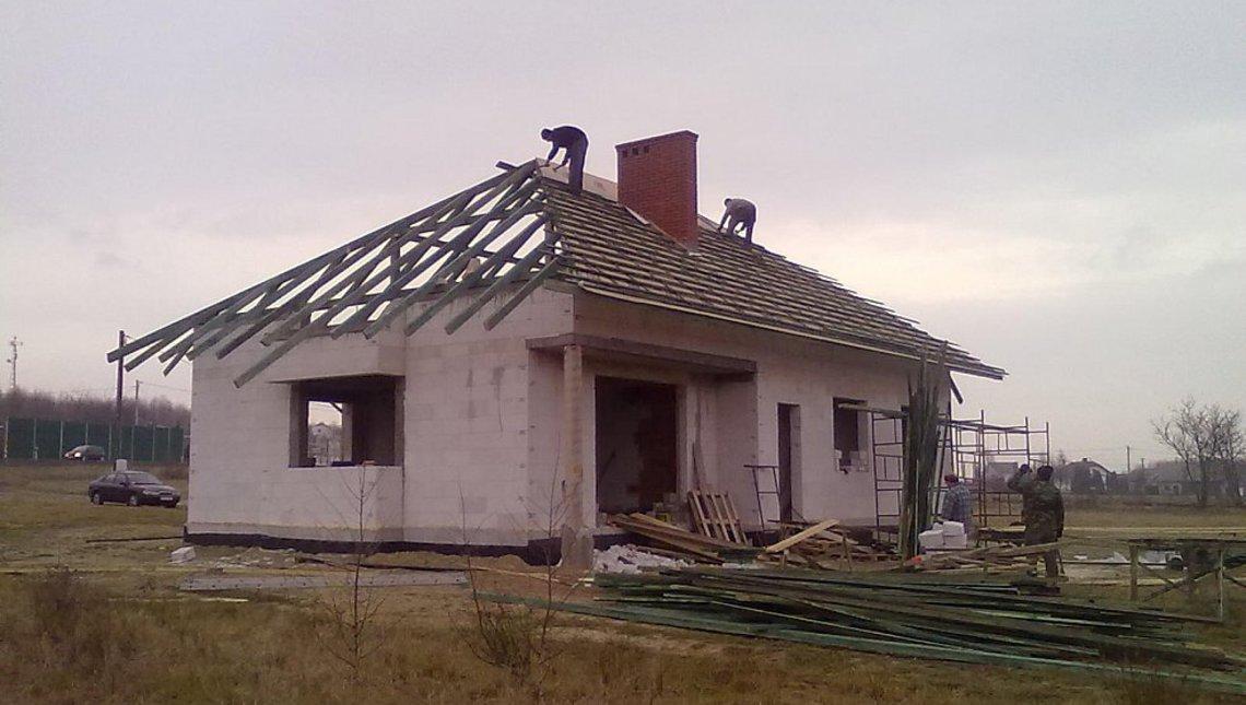 Проект традиційного одноповерхового котеджу