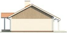 Проект одноповерхового котеджу без внутрішніх несучих стін