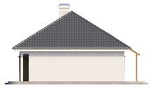Проект дачного будинку 10 на 12