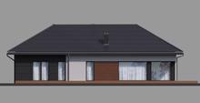 Ефектний житловий будинок з просторим гаражем