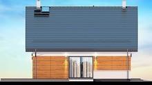 Радісний житловий будинок з гаражем на один автомобіль