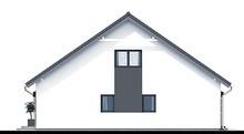 Двоповерховий будинок з гаражем та горищем