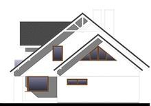 Двоповерховий привабливий особняк з просторим гаражем