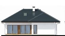 Привабливий одноповерховий житловий будинок