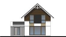 Стильний сучасний будинок з трьома спальнями