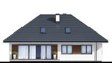 Привабливий одноповерховий будинок з горищем