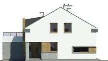 Двоповерховий будинок з п'ятьма спальнями і гаражем