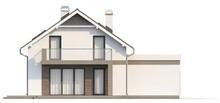 Архітектурний проект котеджу 12 на 12