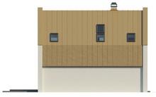 Проект мансардного будинку 10 на 10 метрів