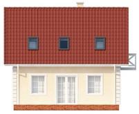 Проект будинку 8 на 8