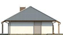 Проект одноповерхового класичного будинку
