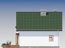 Проект затишного дачного котеджу з сауною