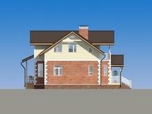 Проект будинку площею 180 m²