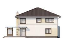 Проект двоповерхового будинку з другим світлом