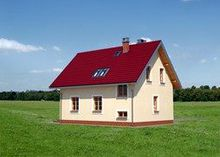 Невеличкий заміський будиночок з чотирма спальнями та просторою вітальнею