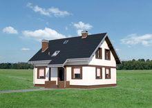 Казковий будиночок для постійного проживання