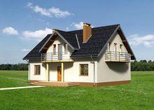 Просторий заміський будинок з сімома кімнатами