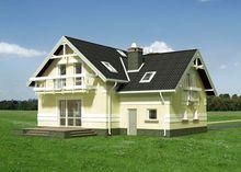 Чудовий будиночок з квадратурою більше 150 m² з гаражем і виходом на заднє подвір'я