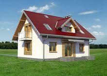 Сучасний будинок з шістьма спальнями