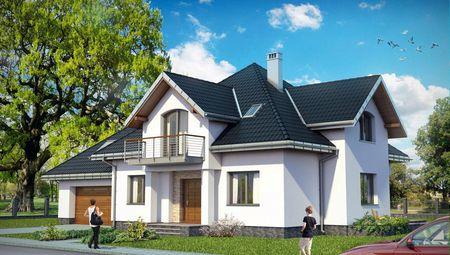 Шикарний особняк житловою площею 200 м2