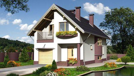 Затишний будинок з цокольним поверхом для дружної сім'ї