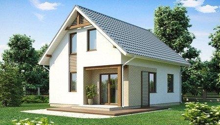 Проект чудового літнього будиночка