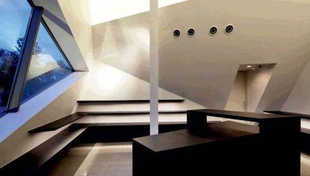 Дизайн інтер'єру в стилі Деконструктивізм