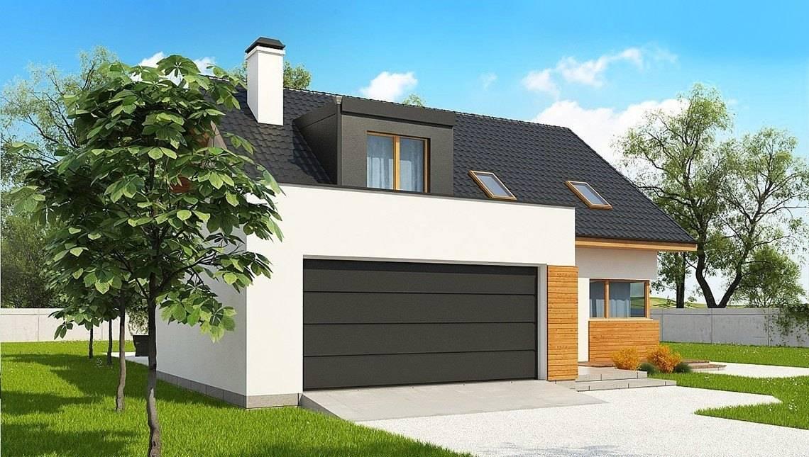 Проект двоповерхового будинку площею більше 200 m²