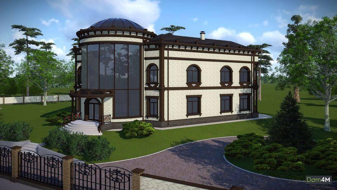 Фешенебельна резиденція для заможної родини