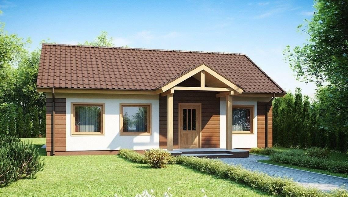 Проект будинку на 90 m²