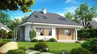 Проект будинку з піноблоків