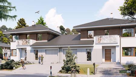 Комфортний будинок для двох великих родин