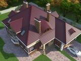 Розкішний проект великого особняка