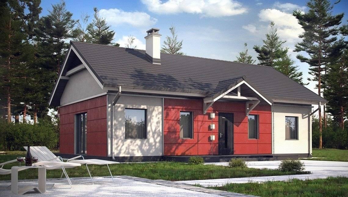 Стильний заміський будинок в класичному стилі