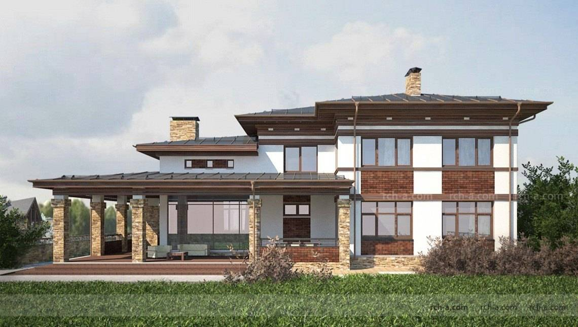 Архітектурний стиль Френка Райта