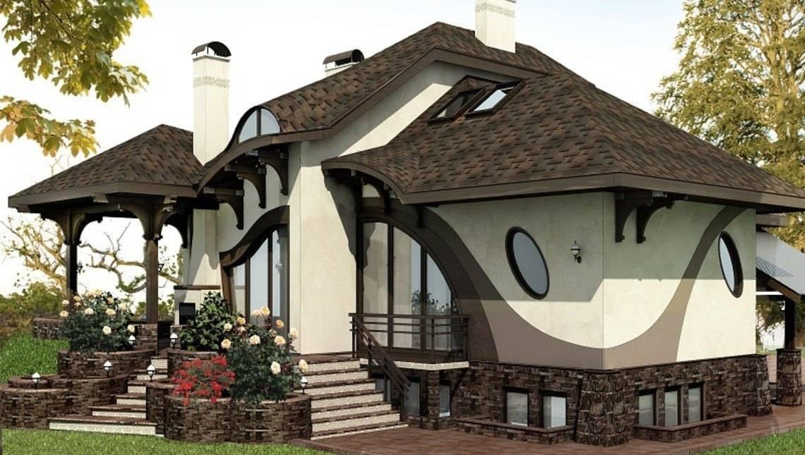 Архітектурний стиль Кантрі