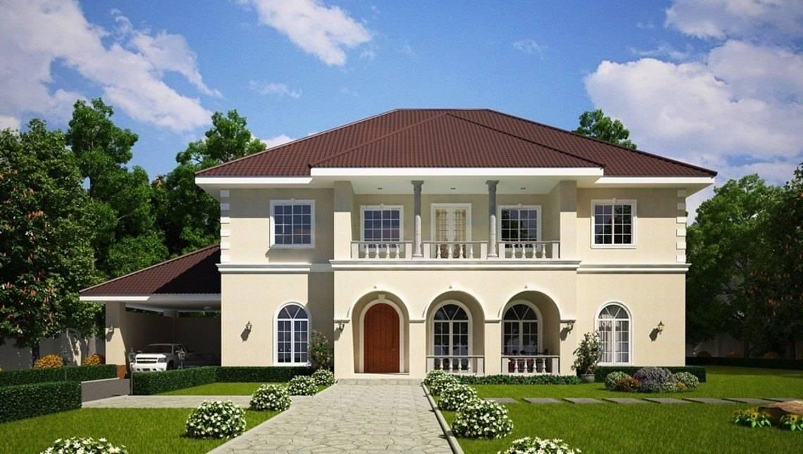 Романський (римський) стиль архітектури