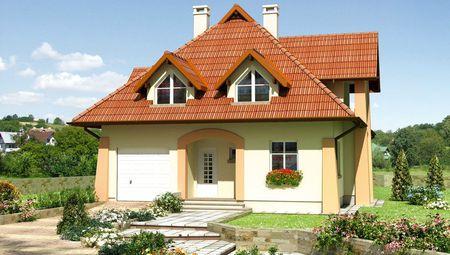 Готовий проект котеджу більше 200 m²
