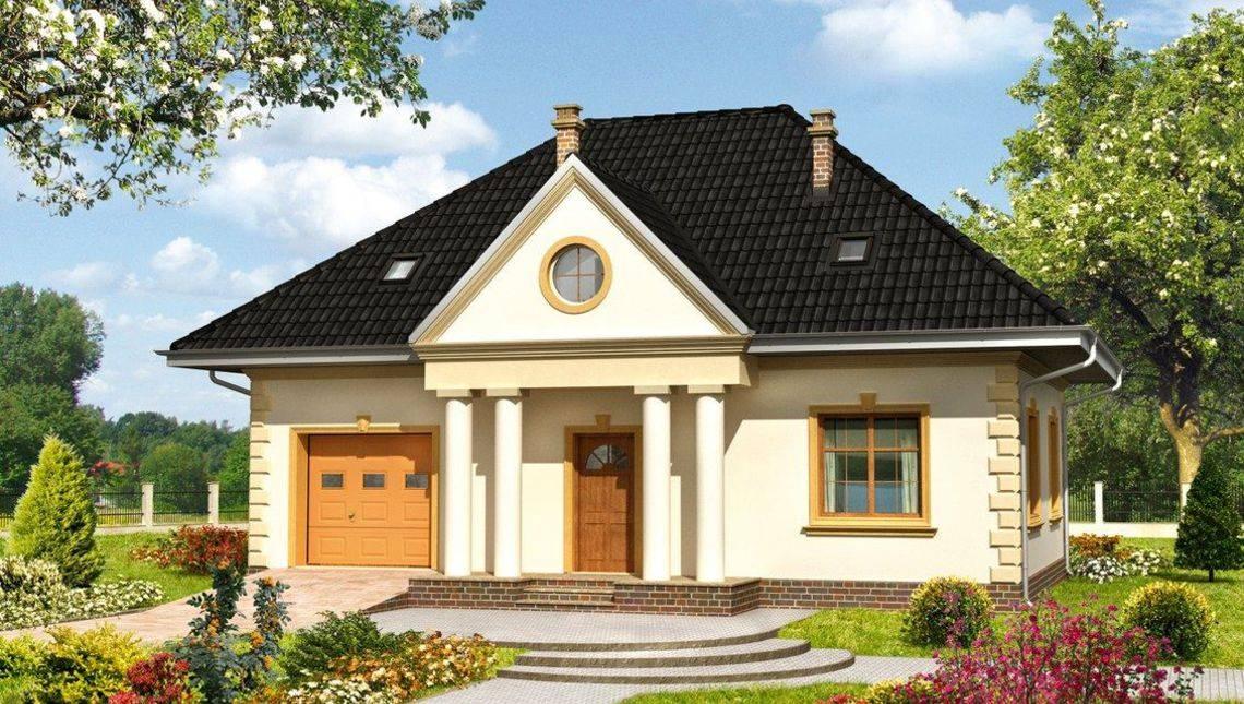 Приємного вигляду житловий будинок з упорядкованими особистими апартаментами
