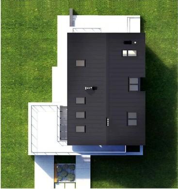Проект чудового будинку з гаражом